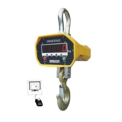 Wireless Print Electronic Crane Scale