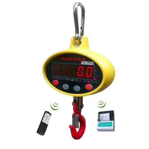 Bluetooth Printer Crane Scale