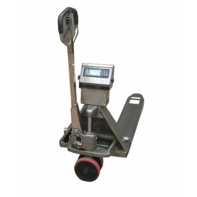 Stainless Steel Pallet Scale