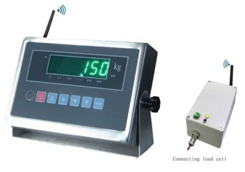 Stainless Steel Wireless Weighing Indicator