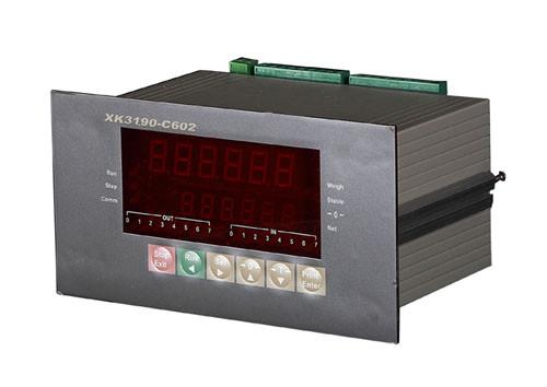 Digital Weight Controller