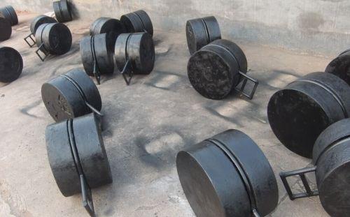 Test Weight