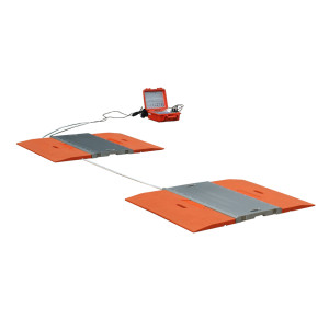 Portable Axle Scales
