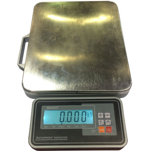 Aluminum Bench Scale
