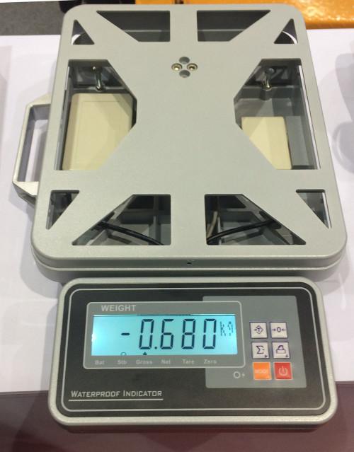 Aluminum Bench Scale