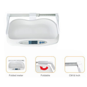 Baby hight meter Weighing Scale