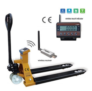 Wireless Pallet weighing Scale