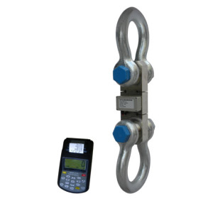 Wireless Pad Eyes Type Shackle Link Crane Scale Sensor