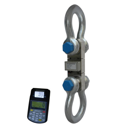 Wireless Pad Eyes Type Shackle Link Crane Scale Sensor