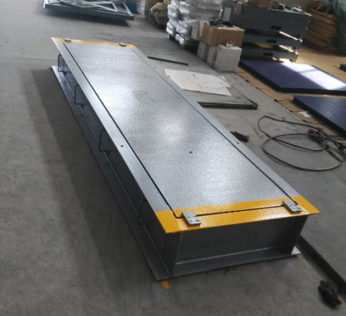 Axle Weighing Scale