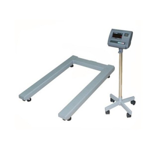 U-Shape floor scale