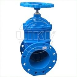 Resilient gate valve