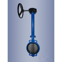 extend spindle butterfly valve
