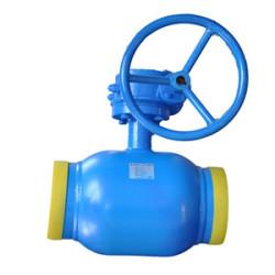 full welded  ball valve