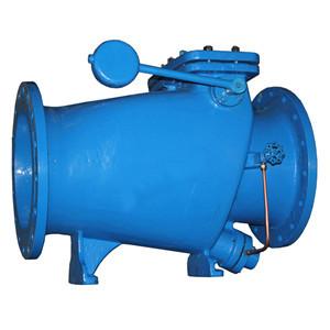 slow-closing check valve