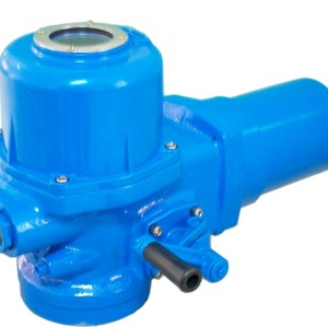 quarter-turn valve electric actuators