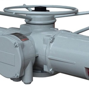 Intelligent multi-turn electric valve actuator