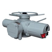 Intelligent multi-turn electric valve actuator