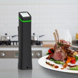 Succulent Cooking  Under Vacuum Sous Vide  Intelligence Machine