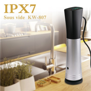 Wide range sous vide machine timer slow cooker with WiFi App control
