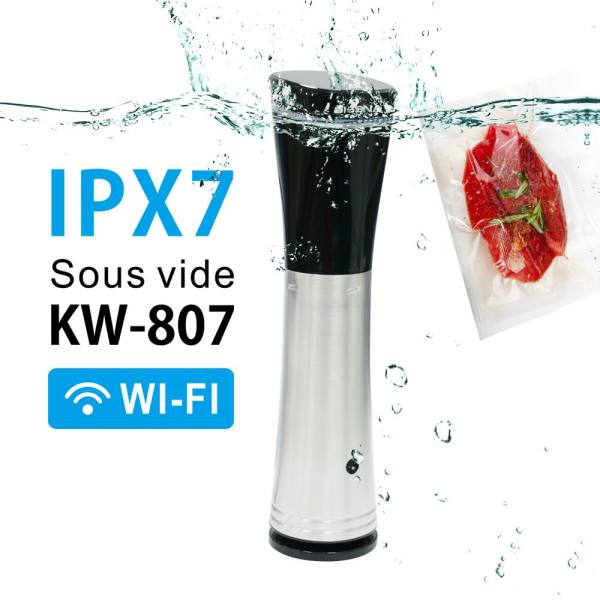 1100W IPX7 Waterproof Wifi Function Sous Vide