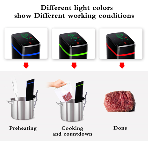 sous vide immersion circulator household electrical appliance