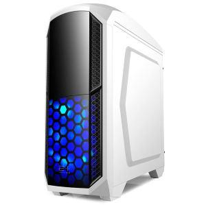 Desktop computer-24 inch monitor assembled windows 10 i7 pc gamer for sale