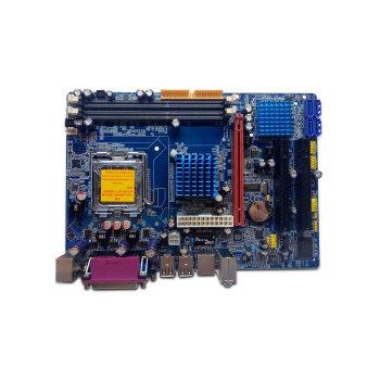 Motherboard G41-40L-775 LGA 775 hard drive interface Support Intel core 2 quad