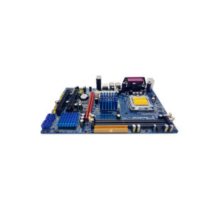 Hot sale dual socket Desktop motherboard g41 in stock Chipset lga775 ddr3 max 8GB