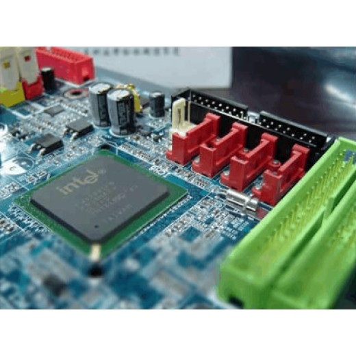 How to use parallel hard disk and serial hard disk together?