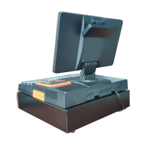 ComPOSxb 15.6 بوصة Cashier قم بتسجيل الكل في One PosComputer Pc لمتجر J1900 DDR3 4G POS