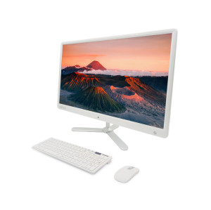 OEM 21.5 inch 1920*1080 Computer All In One HDD i3 i5 i7 Desktop 500GB All In One PC Office
