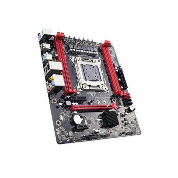Manufacturer new brand intel x79 motherboard 4* ddr3 lga 2011 support server ram mobo