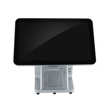 Touch Screen Cheap POS customer display cash register for supermarket