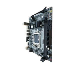 Wholesale cheap price gaming computer parts intel H61 motherboard lga1155 school Office