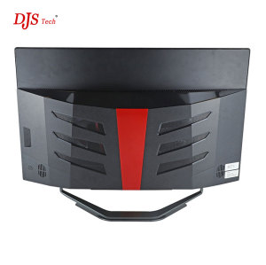 New design intel core 23.8 inch desktop aio pc all in one high quality pc all in one school/Office
