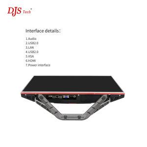 23.8 inch gaming pc all in one pc DDR3 4G SSD HDD i3 i5 i7 desktop computer school Office