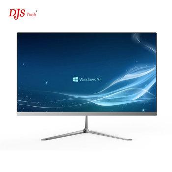 WIN10 Aio 23.8 Inches i3/i5/i7 All In One PC 4G 120G SSD Desktop Computer school/Office