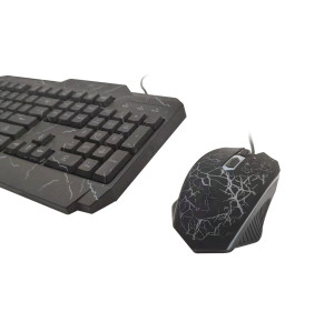 Djs D620 three colors crack gaming electronic laptop computer mouse keyboards
