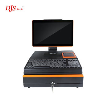 15.6 Inch Dual Screen Touch Pos System 15.6