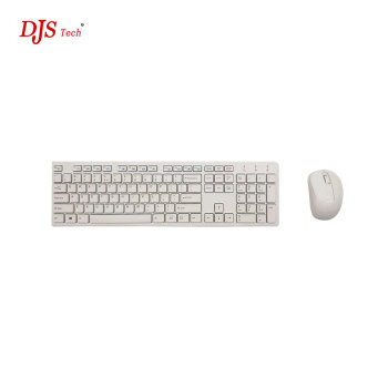 computer wireless keyboard and mouse combos 2.4g technology Office pc