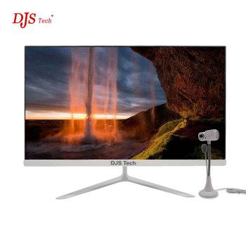 DJS-E215 AIO desktop computer, 21.5-inch full HD, Intel® Core i5 4570 3.2G, 4GB DDR3L, 64GB SSD, keyboard, mouse (white)