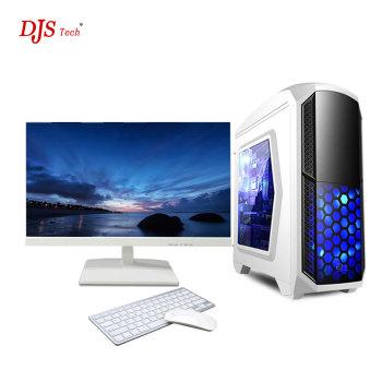 C023 desktop, Intel i7 6700K 4GHz 6th generation, 1TB HDD, 128GB SSD, 12GB DDR4, 802.11AC Wifi, USB 3.0, Windows 10 (white light)