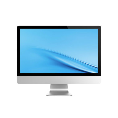 What are the common solutions to computer all-in-one touch screen?