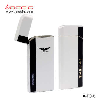 2019 Hot selling X-TC3 Pcc Case High Quality E Cig VV Electronic Cigarette rechargeable Ecig Kit X-TC3