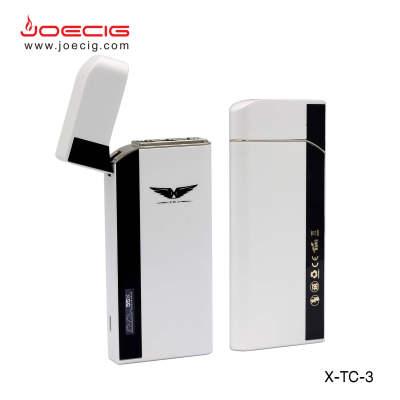 2017 حار بيع X-TC3 pcc حالة عالية الجودة e سيج السجائر الإلكترونية قابلة للشحن ecig كيت X-TC3