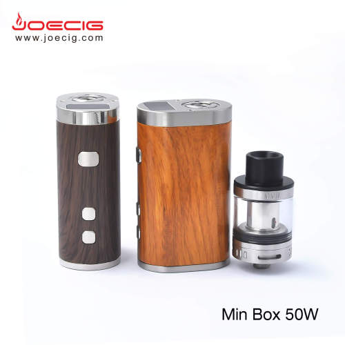 新的min box 50w入门套件非常好用Joecig min box新芯片