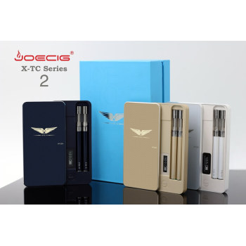 2018 top selling hot selling ecig vape pen Joecig X-TC2 pcc case in stock