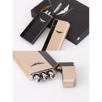 Fast shipping new fashion design refillable ecig Joecig X-TC3 vape pen
