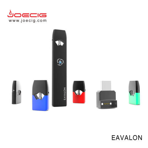 Joecig EAVALON Pod نظام ecig